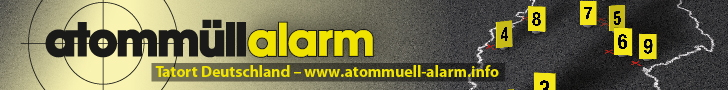 atommüllalarm – Herbstkampagne